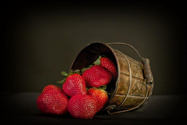 Variété de fraises