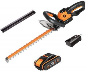 taille haie electrique worx