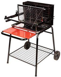 somagic barbecue vertical